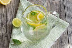 Quick Delicious Summer Refresher: Quench your thirst on a hot summer day with this refreshing drink. | The Dr. Oz Show | Follow this Dr. Oz Recipe board Now and Make it later!
