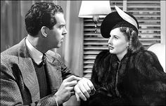 Remember The Night Starring Barbara Stanwyck as Lee Leander and Fred MacMurray as John Sargent. Barbara Stanwyck Movies, Elizabeth Patterson, Preston Sturges, The Lady Eve, Double Indemnity, Jean Arthur, Romantic Films, Classic Movies, Actors & Actresses