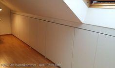 Du Suchst Eine Lösung Den Raum Unter Der Dachschräge Sinnvoll Zu Nutzen?  Hobby Handwerker