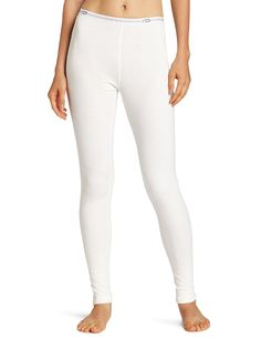 Duofold Women's Mid Weight Fleece Lined Thermal Legging -- Click on the image for additional details.