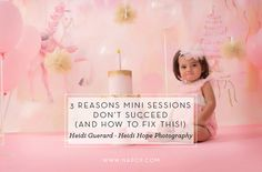 Mini sessions … we have a love-hate relationship with them. Mini sessions can be amazing for your business; they can be a great way to increase profits before the slow months of January and February hit. They can help you to capitalize on the urgency and need for shorter holiday sessions and greeting card photos. …