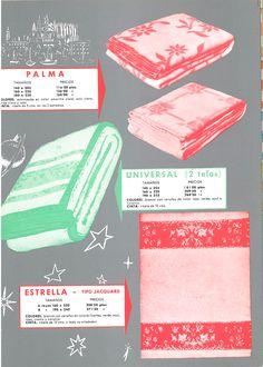 Els nostres productes més solicitats als anys 50