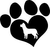 Imagen de http://us.cdn3.123rf.com/168nwm/chudtsankov/chudtsankov1410/chudtsankov141000054/32450329-paw-amor-negro-imprimir-con-la-silueta-del-perro-ilustracion-aislado-en-blanco.jpg.