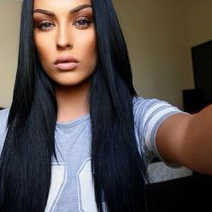 Her hair is so gorgeous
