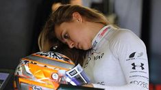 racer Sophia Floersch, suffered an horrific high-speed crash at the Macau Grand Prix on Sunday in which she and four others were injured. Sophia Flörsch, Macao, Women Drivers, Karting, A 17, Sport Girl, Grand Prix, Surgery, Race Cars