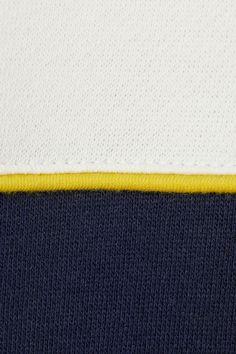 Camisola com capuz - Azul escuro/Branco - HOMEM | H&M PT 6 Mens Sweatshirts, Zip Hoodie, Dark Blue, Men, Men's Sweaters, Men's Sweatshirts