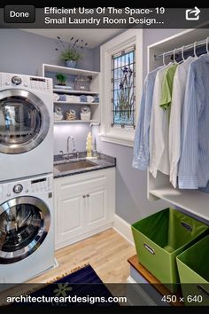 Im going to do this in my tiny laundryroom