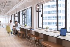 Completed in 2016 in Hong Kong (SAR). Images by Bean Buro . Bean Buro's design for UBER's new Hong Kong office takes inspiration from Gottfried Semper's writings on vessels, where he described the notion of. Cool Office Space, Office Space Design, Workspace Design, Office Workspace, Lounge Design, Brick Room, Hong Kong, Corporate Office Design, Attic Bedrooms