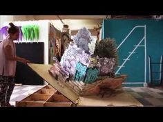 The Giant Pop Up Book - YouTube
