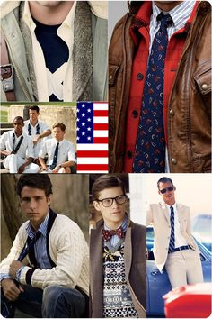 sweaters, layered button ups and jackets.