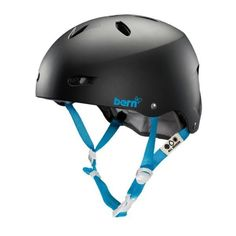 Bern Unlimited Brighton EPS Summer Helmet with Visor, Matte Black, Medium/Large Wakeboarding, Ski Helmets, Riding Helmets, Bern, Brighton, Helmet Brands, Mountain Bike Helmets, Mountain Biking, Sports Helmet