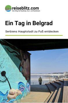 Ein Tag in Belgrad ist gerade genug, um einen ersten Eindruck der serbischen Hauptstadt zu bekommen. Hier stellen wir dir die aufstrebende Stadt näher vor. Travel, Europe Travel Tips, Forts, Round Trip, Travel Report, Viajes, Destinations, Traveling, Trips