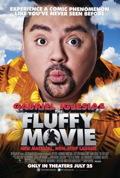 Gabriel Iglesias Hits the Big the Screen in the Fluffy Movie #FluffyMovie
