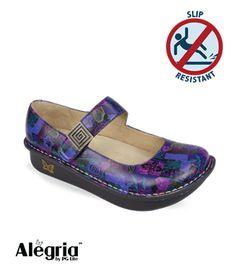 Alegria Crafty Paloma Pro Clog Style # PAL220  #uniformadvantage #uascrubs #shoes #nursingshoes #slipresistant