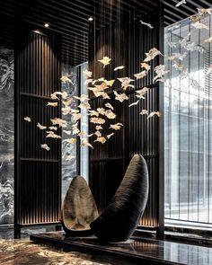 Hotel Lobby Design, Luxury Hotel Design, Luxury Interior Design, Modern Hotel Lobby, Luxury Hotels, Design Entrée, House Design, Hall Hotel, Chinese Interior