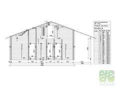 MARIA & RUI - 140,35m2 Beams, Floor Plans, Construction, Building, Buildings, Architectural Engineering