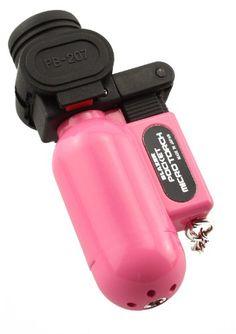 Cheap Blazer PB207CR The Torch Butane Refillable Lighter Pink deals week