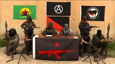 Anarquistas en Rojava crean una batallón propio: IRPGF http://kurdiscat.blogspot.com/2017/03/anarquistas-en-rojava-crean-una.html …