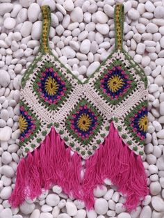Waist:Low WaistMaterial:Polyester,SpandexFit:Fits true to size, take your normal sizeSupport Type:Wire FreePattern Type:SolidWith Pad:Yes Crochet Cami Tops, Crochet Tank, Crochet Skirts, Crochet Clothes, Mode Crochet, Rainbow Crochet, Crochet Granny, Crochet Woman, Boho Tops
