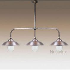 Stallamp Vienna Plafond 3L