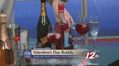 Sparkling wines to enjoy with your sweetie