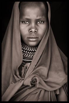 Africa |  From the Northern Kenya Portraits Collection by John Kenny