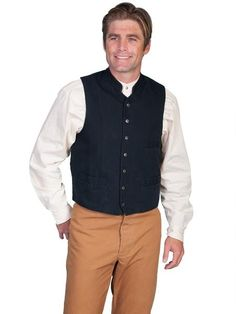 For authentic western wear, travel back in time with Scully Range Wear, designed with classic western detailing. This item is made of scully material and featur
