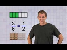 Math Antics - Simplifying Fractions…check out all of the other Math Antics videos on the right hand side! Simplifying Fractions, Teaching Fractions, Math Fractions, Teaching Math, Equivalent Fractions, Multiplication, Maths, Math Teacher, Math Classroom