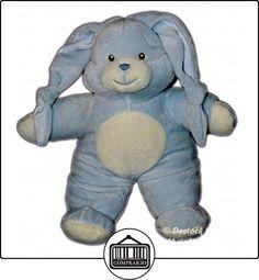 Doudou peluche LAPIN bleu GIPSY - H 26 cm 6566  ✿ Regalos para recién nacidos - Bebes ✿ ▬► Ver oferta: http://comprar.io/goto/B01ADRVXDC