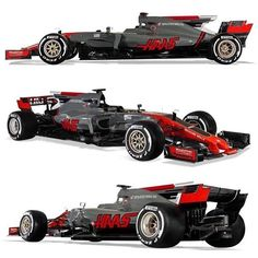 Official presentation of the new Haas and its my favourite car of 2017 in terms of aesthetics! #HaasF1Team.