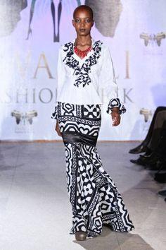 Angola Designer Nadir Tati