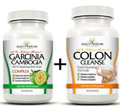 PURE GARCINIA CAMBOGIA EXTRACT COLON Healthy Cleanser/DETOX for WEIGHT LOSS http://www.ebay.com/itm/PURE-GARCINIA-CAMBOGIA-EXTRACT-COLON-Healthy-Cleanser-DETOX-for-WEIGHT-LOSS-/321426241392?