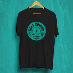 NORTHERN SOUL 60s 70s 80s music festival mod tee NEW Boys Girls Kids T SHIRT TOP