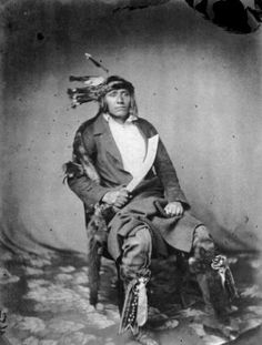 Wakinyantawa - His Own Thunder - Mdewakanton Dakota warrior - one of Dakota 38