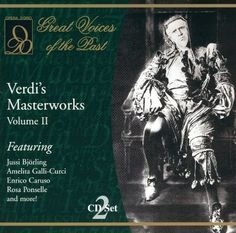 Verdi's Masterworks, Vol. 2 [CD]