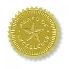 Award of Excellence Gold Foil Embossed Certificate Seals are a great way to incentivize students by sprucing up a certificate, award, or diploma. End of the year teaching supplies. Rope Drawing, Classroom Incentives, Embossed Seal, Teaching Supplies, Student Awards, Challenge Coins, Teaching Materials, Fun Learning, Gold Foil