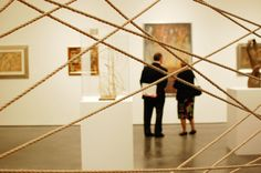 lacma and ropes - in wonderland