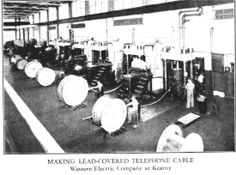 The telephone was promoted as a device that would increase wealth, employment and improved means of communication. Its invention has led to the development of city centers, office buildings, and the idea of an urban worker society. In turn, it has led to the creation and destruction of jobs.