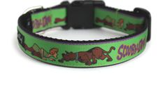 Scooby and Shaggy are working hard at solving a mystery on this fun collar, inspired by the original cartoon series that first aired in 1969. All