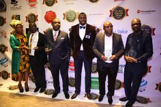 The Voice Achievers award 2016 honours distinguished Africans