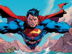 Superman: For Tomorrow by Jim Lee
