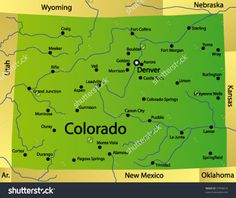 detailed state maps - Google Search