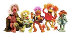 FRAGGLE ROCK 30th ANNIV. COLLECTION Images courtesy of GAIAM VIVENDI Entertainment