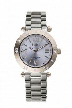 IKKI Daisy Silver/gold Watch D11M