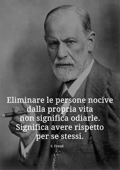 Caro Freud mi stai sul cazzo ma questa volta ti do ragione