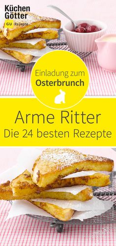 Arme Ritter ist ein Gericht, das so unglaublich variantenreich ist, dass man am . Arme Ritter is a dish that is so incredibly varied that you want to try all the recipes. We show you the 24 best in Pancake Healthy, Best Pancake Recipe, Pancake Recipes, Zucchini Bread Recipes, Meat Recipes, Crepe Recipes, Brunch Recipes, Sweet Bread Meat, Roast Meat Recipe