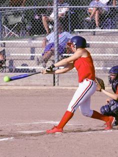 How to Hit an Inside Pitch in Softball | iSport.com