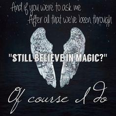 Coldplay - Magic (new song 2014) lyrics