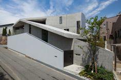 Shigeo Ogawa사선의 미학이 돋보이는 집