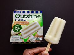 If you're ever looking for an ice cold healthy frozen snack after a tiring workout or a long day at work then you MUST get your hands on some Outshine Fruit Bars! These delicious Outshine Fruit Bars are made with real fruit and fruit juice contain no GMO ingredients, artificial flavors, or high fructose corn syrup, …